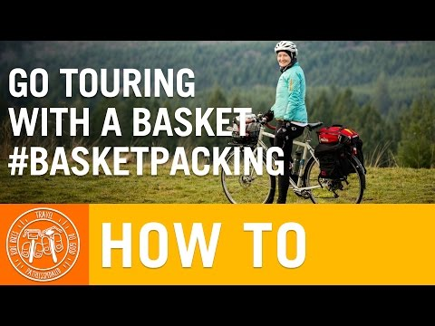 BasketPacking: Go Bicycle Touring with a Basket