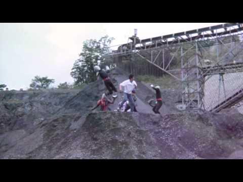 Bioman Movie - Girls Fight (Just a test)