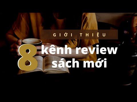 8 kênh review sách mới I Booktuber từ hơi mới tới rất mới