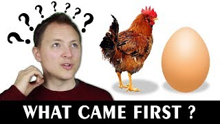 What Came First The Chicken or The Egg ? Vlog#19 by HooplakidzLab