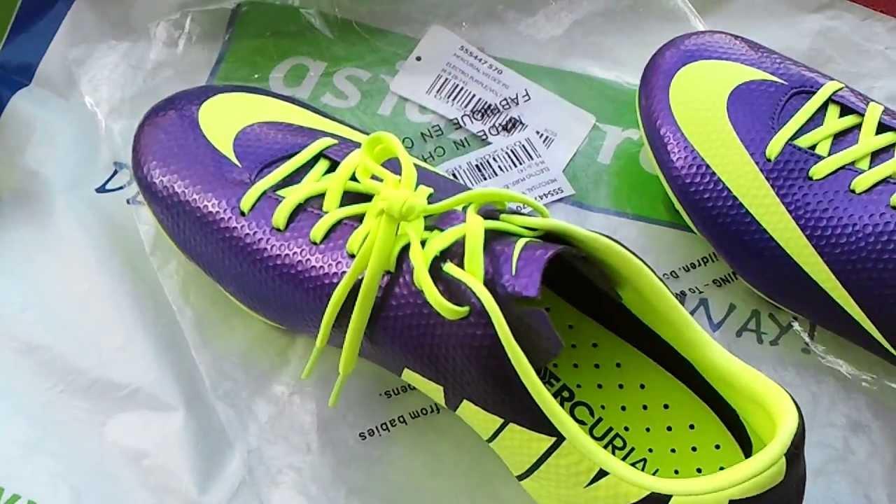 Nike Nike Nike Mercurial Veloce FG YouTube 5ed17c