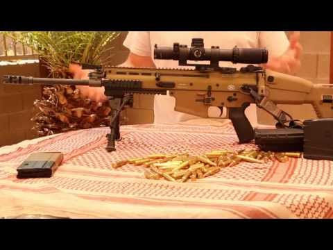 SCAR 17 Ultimate Battle Rifle Review