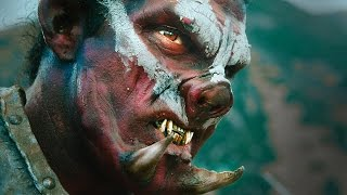 Shadow Of Mordor - Live Action (OFFICIAL)