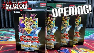 Yu-Gi-Oh! The Dark Side of Dimensions Movie Pack Secret Edition Opening
