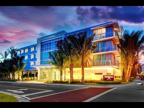 Residence Inn By Marriott Miami Beach Surfside - Miami Beach Hotels, Florida