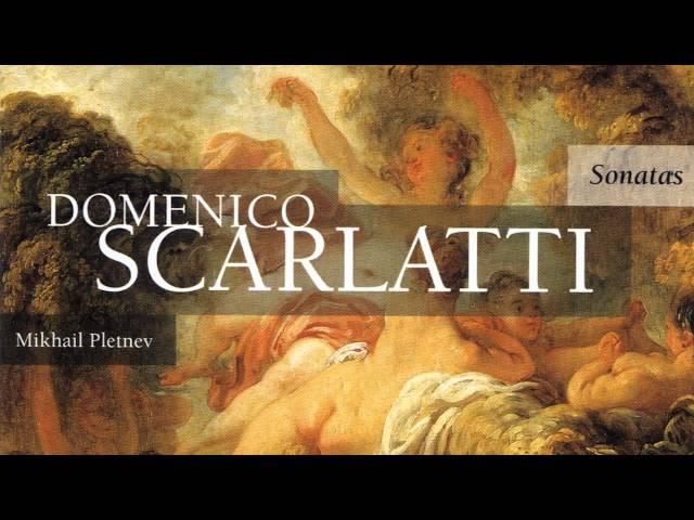 Domenico Scarlatti - Sonata K213