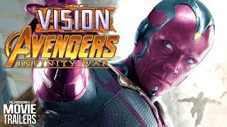 VISION Best Action Moments   Before Marvel's Avengers: Infinity War