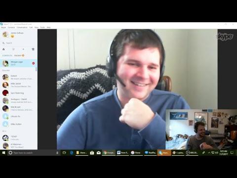 Jaimetud Livestream With Morgan (James gets a present)