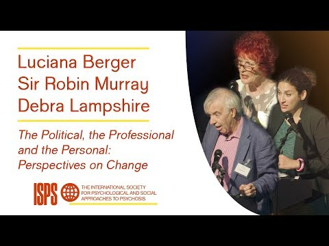 ISPS Liverpool Conference: Luciana Berger, Sir Robin Murray and Debra Lampshire Keynote Address Mp3