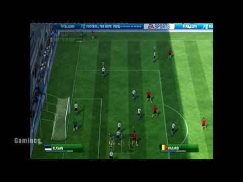 FIFA World Cup 2010: Estonia Vs Belgium