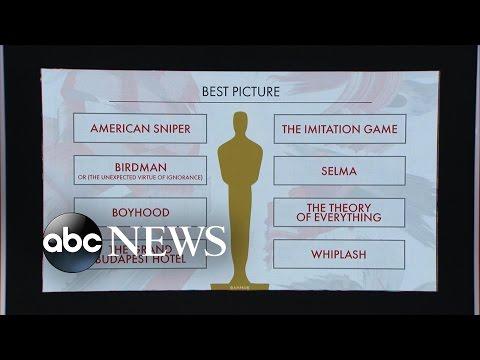 Oscar Nominations 2015: 'Birdman,' 'Boyhood, 'Grand Budapest' Rack Up Nominations
