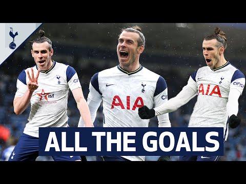 EVERY 2020/21 Gareth Bale goal!