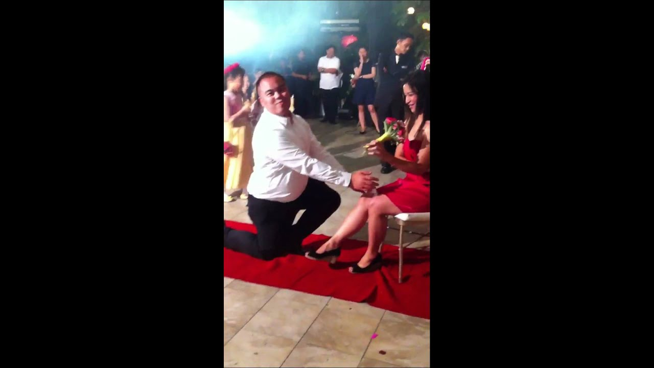 Filipino stripper video girl