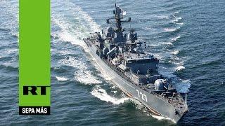 Un destructor de EE.UU. se acercó peligrosamente a un buque patrullero ruso en el Mediterráneo