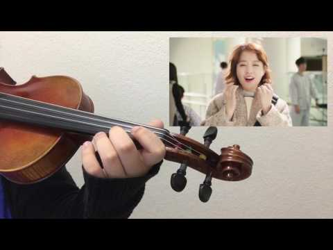 Strong Woman Do Bong Soon OST Part. 2 - 수란 (SURAN) - Heartbeat [Violin Cover]