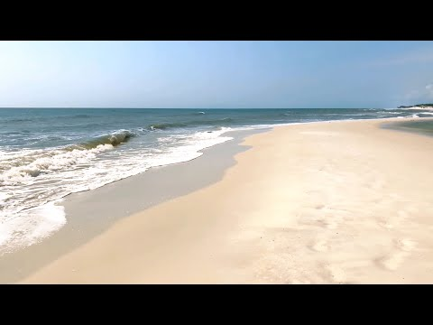 2 Hours At The Beach: St. Joseph Peninsula State Park