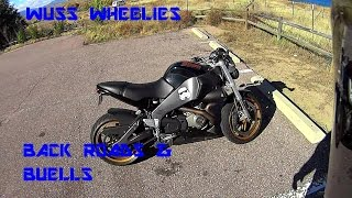 whimpy wheelies back roads and buell lightning xb12