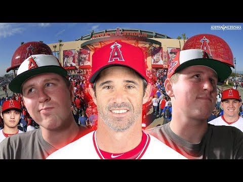 HOW I FEEL ABOUT BRAD AUSMUS AS THE NEXT ANGELS' MANAGER AND ANGEL STADIUM OPT OUT!