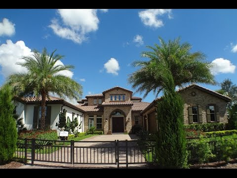 Waterside by CalAtlantic Homes - Lucerne Model (full version) - Winter Garden Luxury Homes