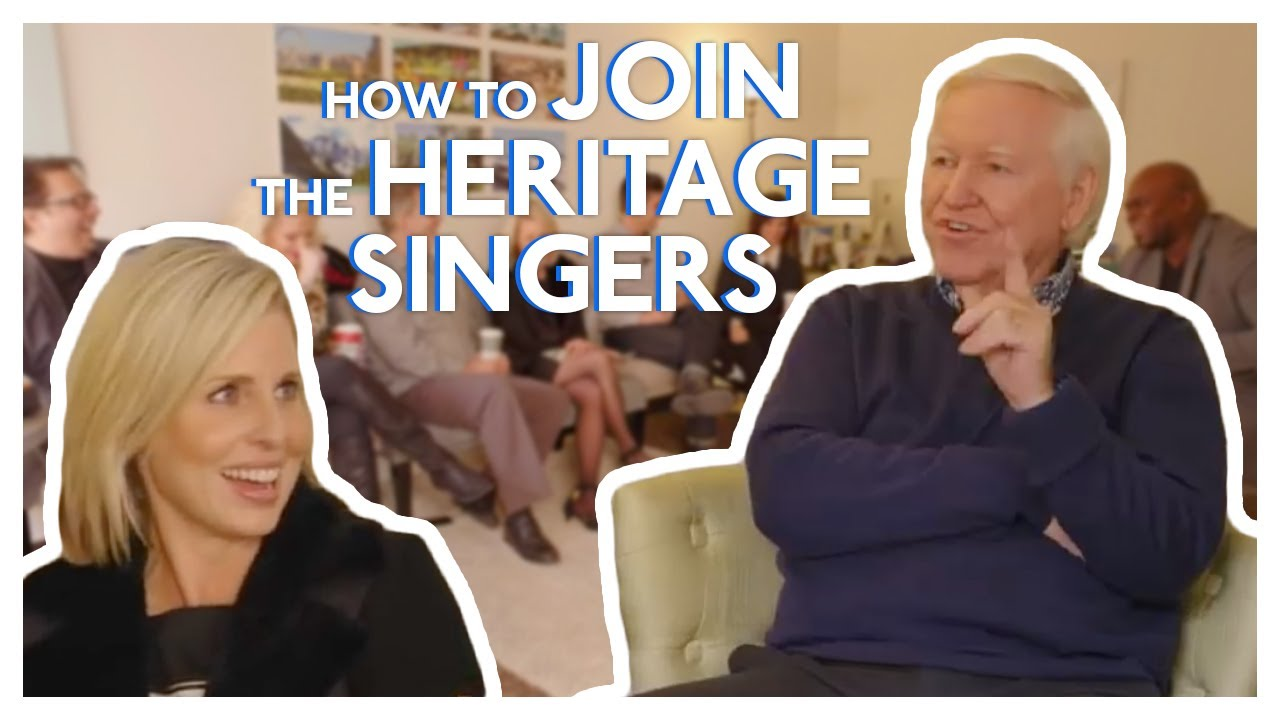 The Bridge | A Conversation with the Heritage Singers