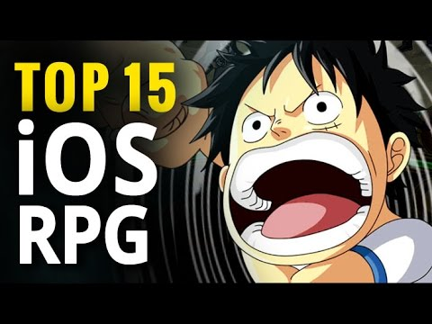 Top 15 Best FREE iOS Role Playing Games | RPG for iPads & iPhones