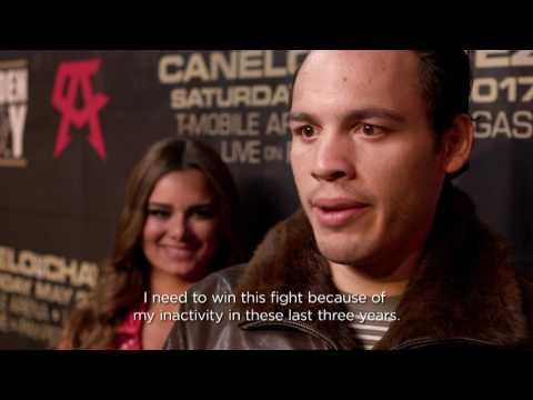 The Buzz: Canelo vs. Chavez Jr. Press Conference (HBO Boxing)