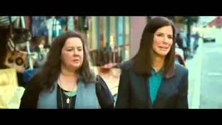 The Heat 2013)  Official Red Band  Trailer   Sandra Bullock Movie  2013 HD