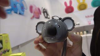 Microboe $3 Cute Mini speakers, $5-6 with Bluetooth