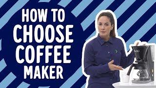 Hvordan velge kaffetrakter? Elkjøp forklarer