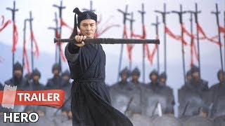Hero 2002 Trailer HD | Jet Li | Maggie Cheung