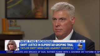 David Mueller Speaks Out After Losing Groping Lawsuit to Taylor Swift: 'I Didn't Do It'