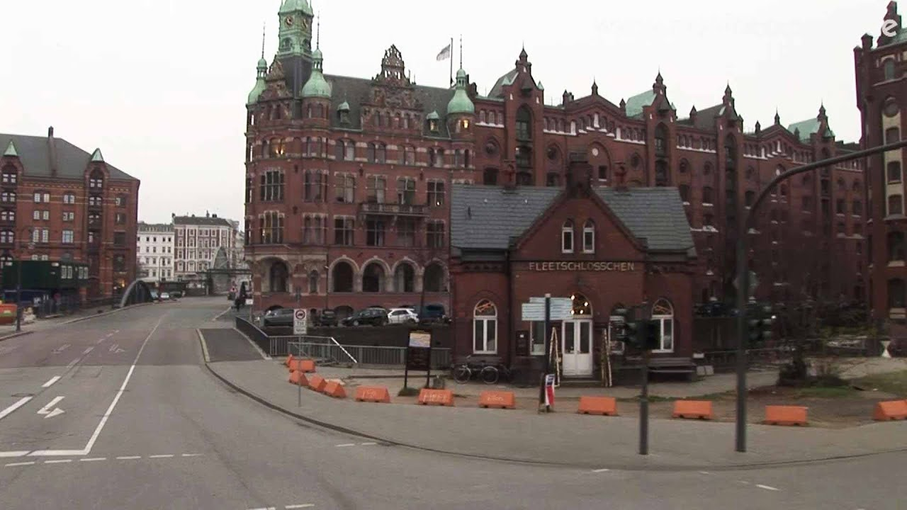 Hamburg, Citytour by Bus, Part2 - Germany HD Travel ...