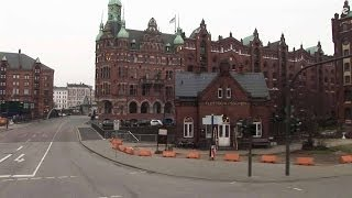 Hamburg, Citytour by Bus, Part2 - Germany HD Travel Channel