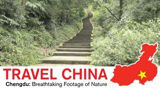 Travel Sichuan - Breathtaking Footage of Nature in Sichuan, China