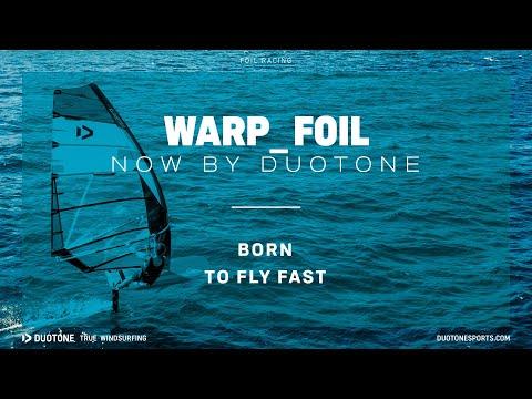 Duotone F_Type & Warp_Foil 2019