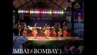INDIA, NRUTYESHWAR group - DANGI DANCE