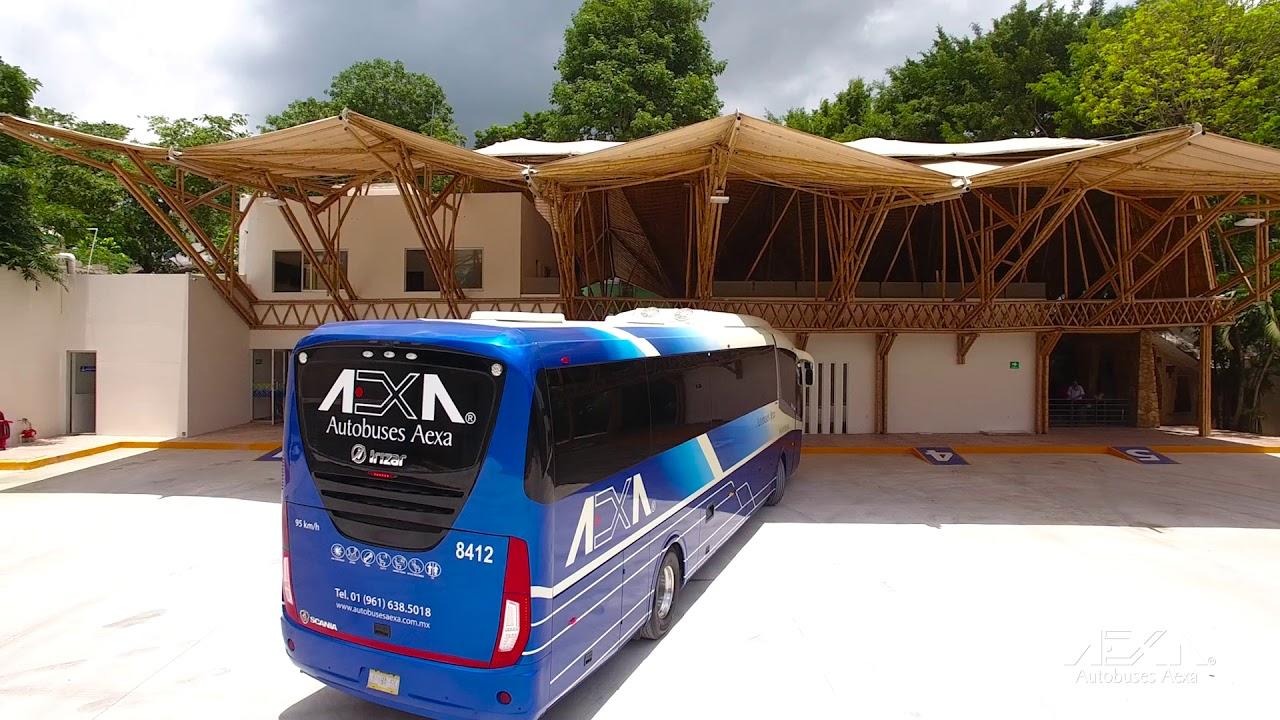 Nueva Terminal Palenque, Chiapas.