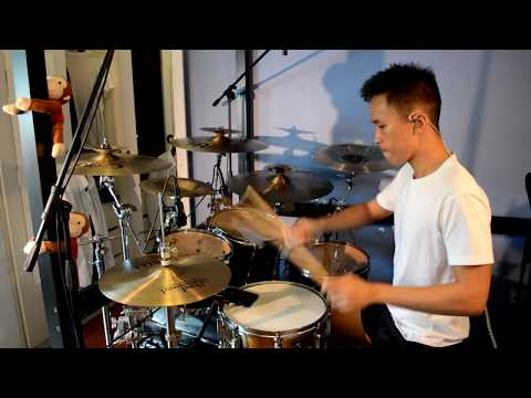 August Burns Red - Coordinates - Drum...
