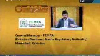 Interview with Pakistani Media Regulater Pemra - Ahmadiyya