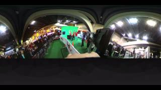 360-degree video tour inside the NFL Experience in San Francisco - Part 4