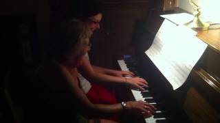 Three Hands Piano