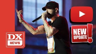 Eminem's YouTube Channels Updates With New Music