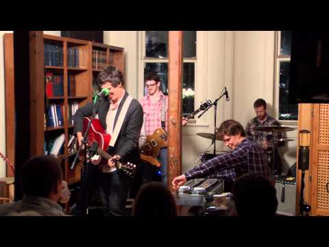 """American Aquarium - """"Tennessee"""" and """"Hurricane"""" at Music in the Hall"""