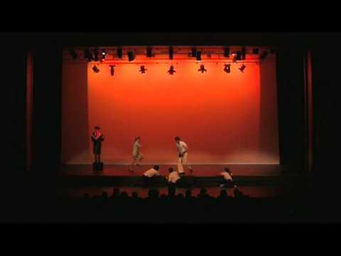 IB1 Theatre Block H -- Expressionism