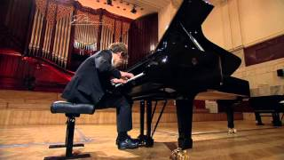 Olof Hansen – Polonaise in F sharp minor Op. 44 (second stage)