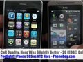 iPhone 3GS vs HTC Hero Part 2