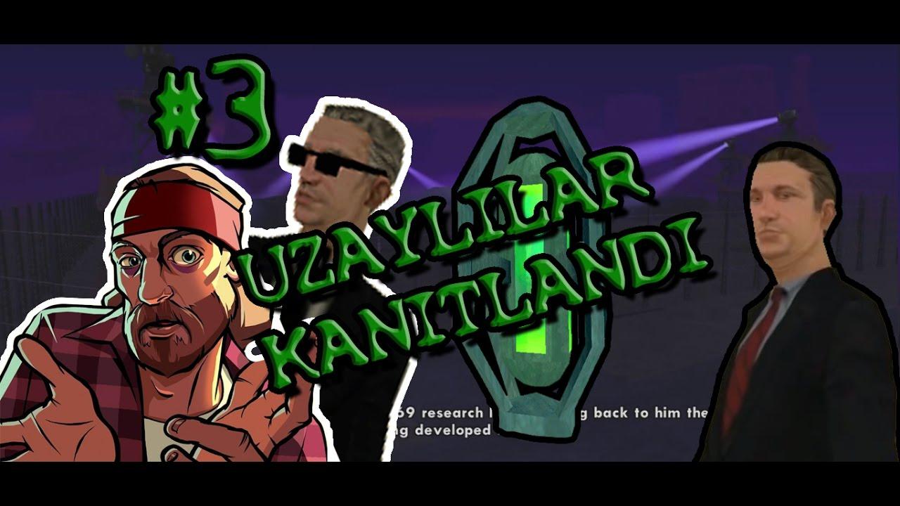 GTA San Andreas Sırları: UZAYLILAR KANITLANDI!(SEZON 3)