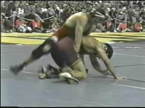 D1CW Video Vault 911997 NCAA SF Mark Branch vs Casey Strand