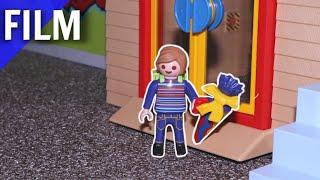 Playmobil Film deutsch Einschulung von Linus  🎓Spielzeug Kinderfilm