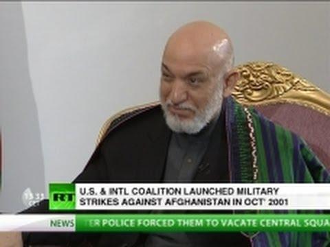 Karzai Exclusive: 'No Blackwater mercs in Afghanistan in 10 years'